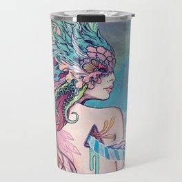 The Last Mermaid Travel Mug