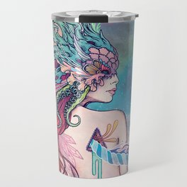 The Last Mermaid Travel Mug