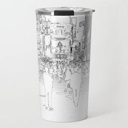 Tokyo citylife Travel Mug