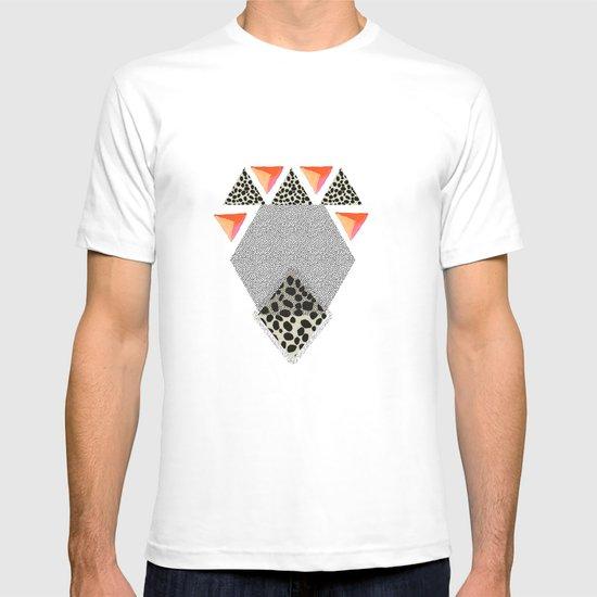LEOPARD DIAMOND T-shirt