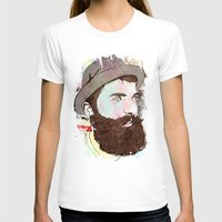 hipster T-shirts featuring Hipster by jnk2007