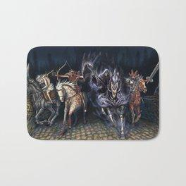 The Four Horsemen of the Apocalypse 2016 Bath Mat