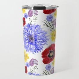 Cottage Garden Travel Mug