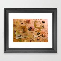 Digital Playground Framed Art Print