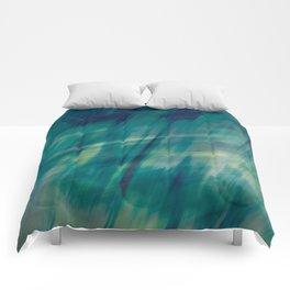 Submerge Aqua Comforters
