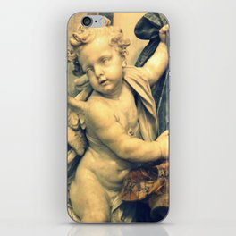 The Hallelujah Cherub. iPhone Skin