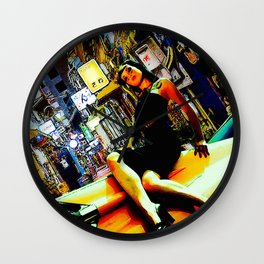 Bosozoku - Rebels Without a Cause Wall Clock