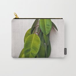 Plant On Pink Carry-All Pouch