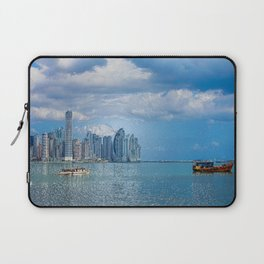 Panama City Laptop Sleeve
