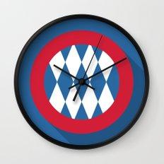 BMFC Wall Clock