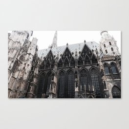 St. Stephen's cathedral Canvas Print