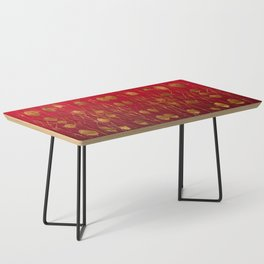Kelp Forest Red Coffee Table