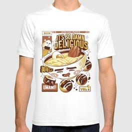 Anime Food T-shirt