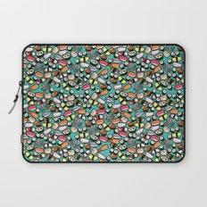 Aqua Sushi Laptop Sleeve