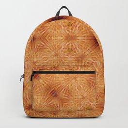 Sun Burst Mandala Backpack