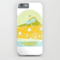 Cheese  iPhone 6s Slim Case