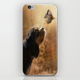Curiousity iPhone Skin
