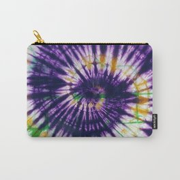 Tie Dye Purple Play Carry-All Pouch