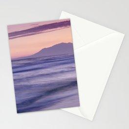 Dream sunset. Marbella sea... Stationery Cards