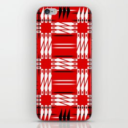 Buffalo Factory – Xacto Blade Blanket iPhone Skin