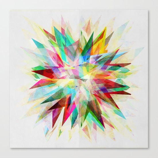 Colorful 6 Canvas Print