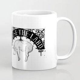 Praise the Lard Coffee Mug
