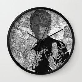 Beautiful Things II Wall Clock