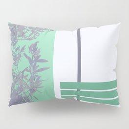 Violet Foliage #society6 #spring Pillow Sham