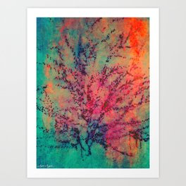 True Colors Bleed Art Print