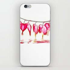 Bleeding Hearts iPhone & iPod Skin