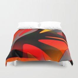 Abstract Reach Duvet Cover