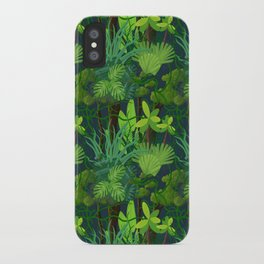 Endless Jungle iPhone Case