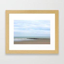 Middelkerke Framed Art Print