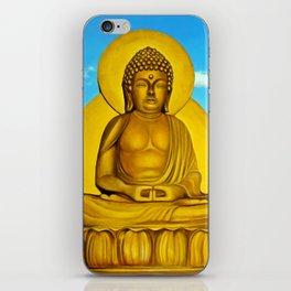 In Arte, Buddha iPhone Skin