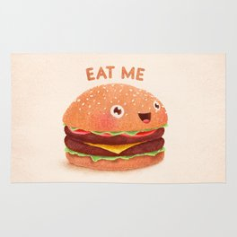 Burger Rug