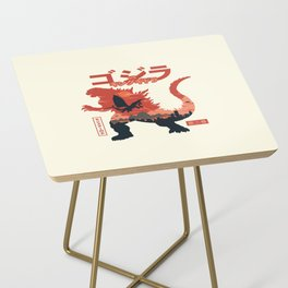 The King of Monsters vol.2 Side Table