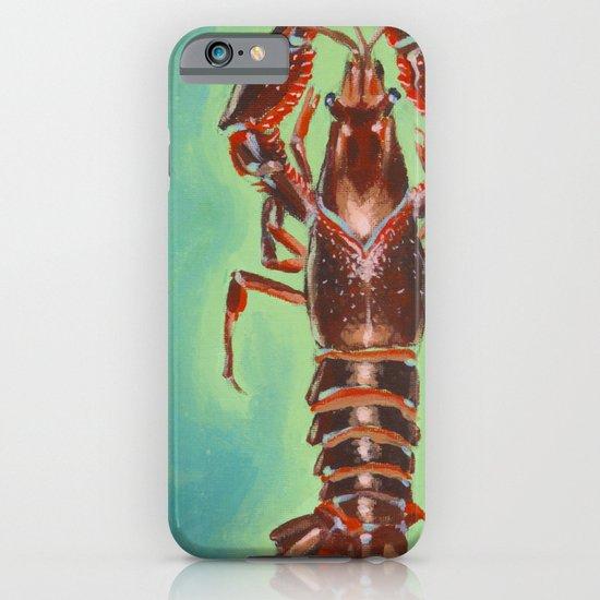 Lucky Crayfish iPhone & iPod Case