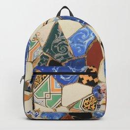 Mosaic decoration Backpack