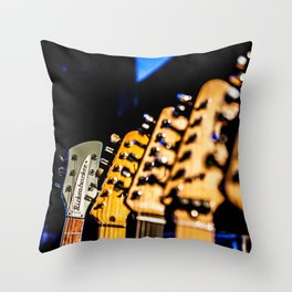 No Weeping Throw Pillow