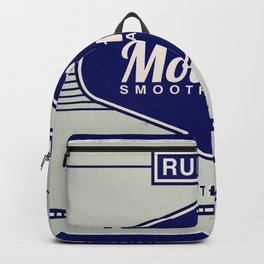 Rubino Motor Oil Backpack