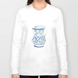 handmade ceramic Long Sleeve T-shirt