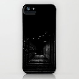 Optical Liberty iPhone Case