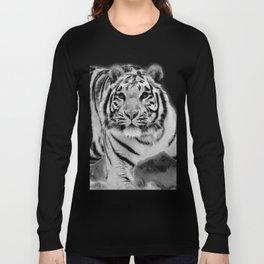 SPIRIT TIGER Long Sleeve T-shirt