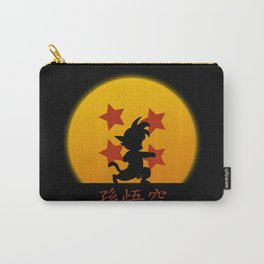 Young Saiyan Warrior V2 Carry-All Pouch