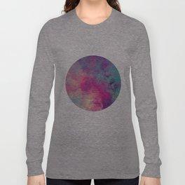 Abstract 01 Long Sleeve T-shirt