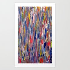 The Response #2 Art Print