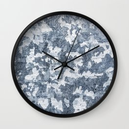 Paint Texture Surface 47 Wall Clock