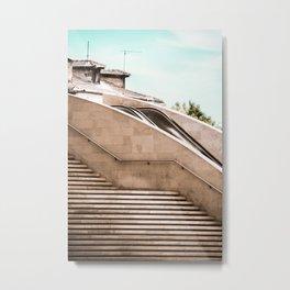 esc Metal Print
