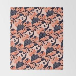 Somos Pandas Throw Blanket