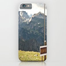 The Bear's Tooth Slim Case iPhone 6s
